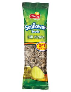 FRITO-LAY® Dill Pickle Flavored Sunflower Seeds