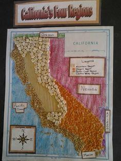 41 Best California Regions images | Teaching social studies ...
