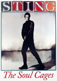 Sting - The Soul Cages Tour - March 26th, 1991 - Dallas, Texas - Reunion Arena