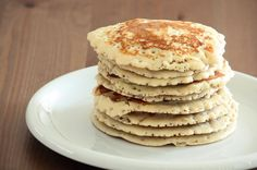 Fluffy Pancakes, My Cookbook, Breakfast, Food, Meal, Eten, Meals, Morning Breakfast