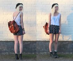 Look's alternativos com chapéus - Feminino e Masculino - The Alternativos