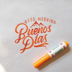 Brushpen Lettering Set 6 on Behance
