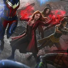 Pin by Elizabeth H on Scarlet Witch Stuff Avengers Movies, Marvel Characters, Witch Characters, Captain Marvel, Marvel Avengers, Ms Marvel, Elizabeth Olsen, Wanda Marvel, Superhero Design