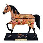 Enesco Trail Of Painted Ponies 4030254 Rockin' Route 66 Figurine - Collectible Figurine