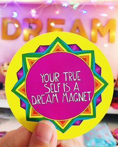 Today's Creative Dream Oracle Reading: Your true self is a Dream magnet. (Follow the link in my profile to my blog for the full reading)