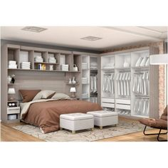 Advice, methods, together with resource with regard to obtaining the greatest result as well as ensuring the optimum use of bedroom furniture sets Fitted Bedroom Furniture, Fitted Bedrooms, Furniture Sets, Bedroom Closet Design, Room Decor Bedroom, Kids Bedroom, Couple Room, Small Master Bedroom, House Rooms