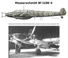 Bf 110E-4