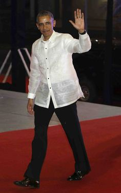 IN PHOTOS: They all came in barongs #13 | ABS-CBN News