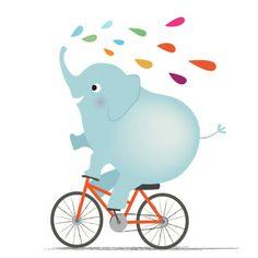 Amy Cartwright - elephant on a bike.jpg