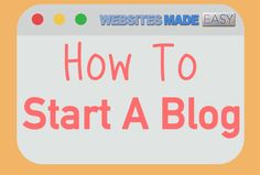 In this board, you can learn all about our secret sauce, best practices, and most powerful tools to be sure to use when starting a blog!