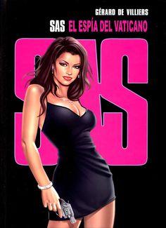 SAS 6: El Espía del Vaticano Comix