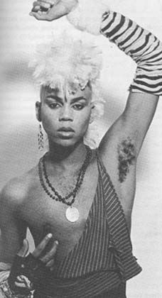 """I changed my image from """"punk drag"""" to """"black hooker drag,"""" which was much more sexy. Rupaul's autobiography is filled with choice quotes—a great read. discovered via Tagbanger"""