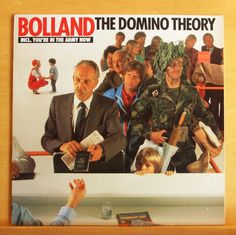 BOLLAND AND BOLLAND The Domino Theory Vinyl LP You re in the Army now