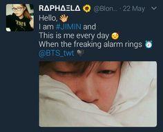 Dis is me every morning TT: @taeilmesomethin