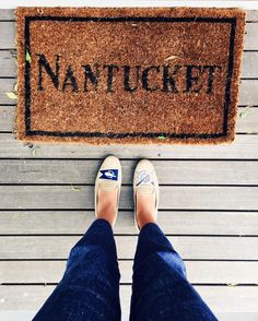 Cosmopolitan said Nantucket is the best getaway destination for my zodiac sign to vacation to, so adding it to the list! ⚓️