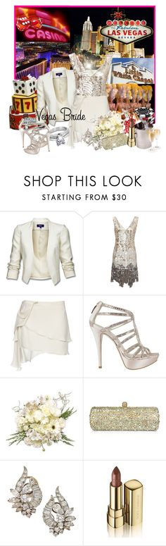 """""""Married In Vegas Baby!"""" by teah507 ❤ liked on Polyvore featuring Mexx, Bally, Oasis, Acne Studios, Rodo and Dolce&Gabbana"""