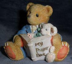 * Enesco Christian My Prayer for You  Priscilla Hillman My Prayer Book Bear Lamb
