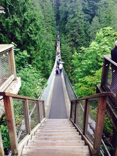 Capilano Suspension Bridge Park is one of the most popular tourist attractions in Vancouver, British Columbia. The reason is simple, there are so many things to see and do!
