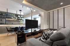 VP Arquitetos (@vparquitetos) • Fotos e vídeos do Instagram Flat Screen, Conference Room, Table, Instagram, Gabriel, Furniture, Home Decor, Architects, Photos