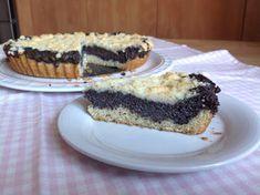 VÍKENDOVÉ PEČENÍ: Makový koláč s drobenkou Tiramisu, Cheesecake, Cupcakes, Poppy, Ethnic Recipes, Sweet, Heaven, Shape, Cheese Cakes