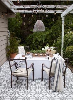 backyard inspiration lush surroundings