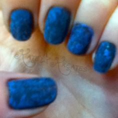 Flip/Flip February Day 9: Plastic Wrap Nail Art!...