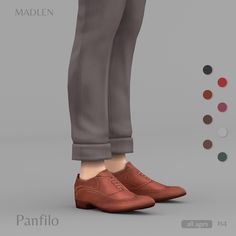 Panfilo Shoes | Madlen on Patreon