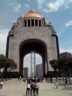 Monumento a la Revolicion México, D.F