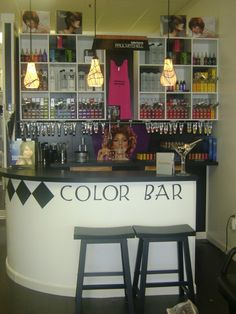 "Ame este ""color bar"" ♥"