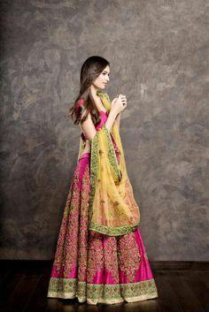 Gorgeous colors by Shyamal & Bhumika