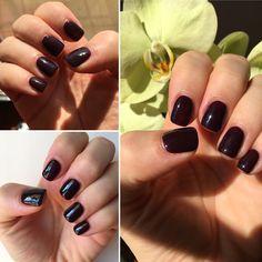 Gelish Black Cherry Berry