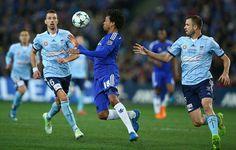 2 June 2015: Sydney 0-1 Chelsea