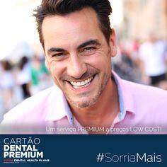 #SORRIAMAIS com os benefícios do CARTÃO DENTAL PREMIUM!  http://cartaodentalpremium.com/ #SwissDentalHealthPlans #CartãoDentalPremium #CartãoDeSaúde #Clínica #Implantes #Dentista