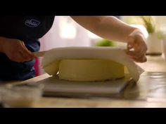 Kakun kuorruttaminen sokerimassalla | Valio leivontavinkit