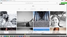 L6M1AP6: Building my portfolio: my first draft of my website, i hope you can open it i have tried a few times and it has worked, and press preview at top right hand corner.