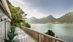 Landhaus zu Appesbach - Exquisite Kulinarik am Wolfgangsee Parks, Austria, Restaurant, Wanderlust, Single Bedroom, Mansion, Diner Restaurant, Restaurants