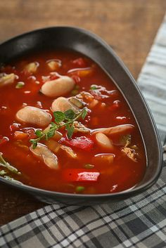 minestrone by photo-copy