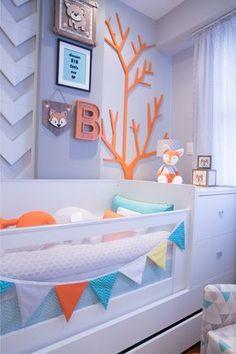 quarto de bebê divertido