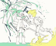 Splatoon 2 by いとだおじさん (@itoooda)   Twitter