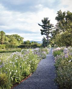 The preservation of the gardens at Meadowburn Farm, in northwestern New Jersey, gives new life to the legacy of beloved writer Helena Rutherfurd Ely.
