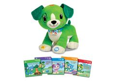 Leap Frog Read With Me Scout Review #ReadwithMeScout