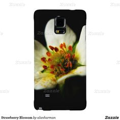 Strawberry Blossom Galaxy Note 4 Case