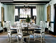 Because It's Awesome: interiors || turquoise done right