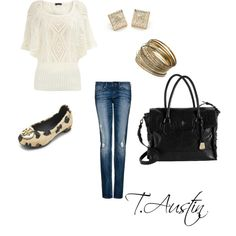 T.Austin--Casual, created by taustin.polyvore.com