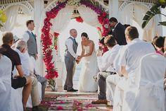Antigua Destination Wedding - Tropical Vows