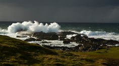 The Wave by Frank Zimper on 500px - Isle Of Lewis, Scotland
