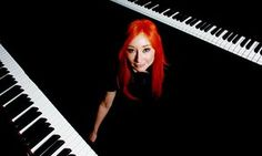 A winking hat-tip to 'wicked' women … Tori Amos.