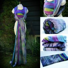 Baby Wraps, Wilderness, Tie Dye Skirt, Hand Weaving, Fabric, Cotton, Clothes, Fashion, Into The Wild