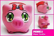 Resultado de imagen para alcancias de ceramica de PEPA LA PIG