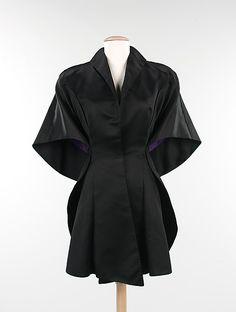 Evening Dress / Gown, Splendid Evening Dress Design, Fashion Designer    Evening cape  Charles James  (American, born Great Britain, 1906–1978)